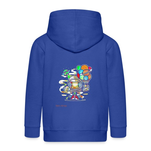 Spagrg00001 - Chaqueta con capucha premium niño