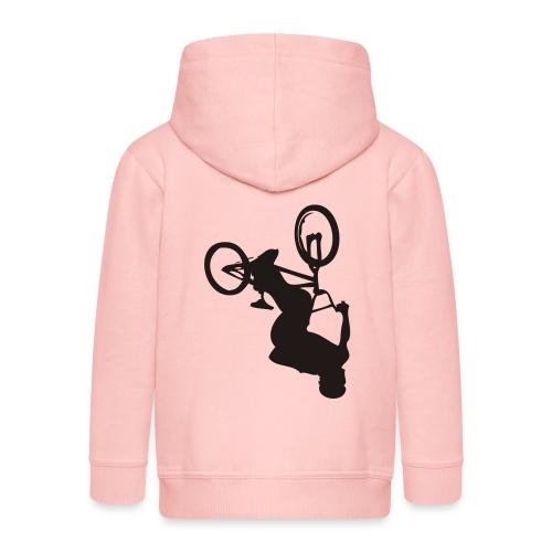 BMX Backflip - Veste à capuche Premium Enfant