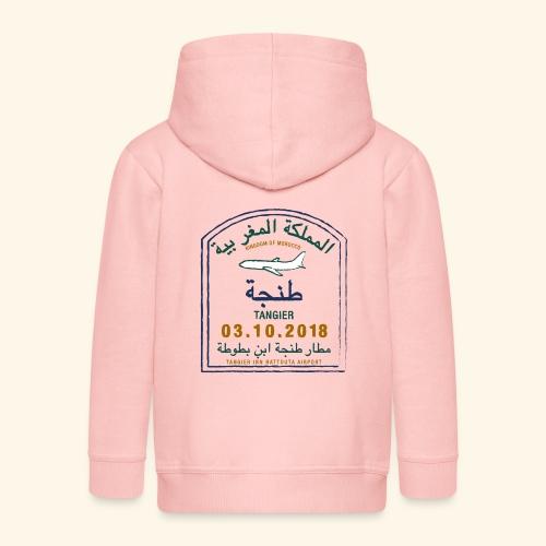 Tanger - Veste à capuche Premium Enfant