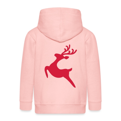 Caribou 8 - Veste à capuche Premium Enfant