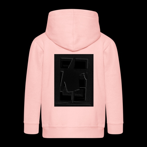 Dark Negative - Kids' Premium Hooded Jacket