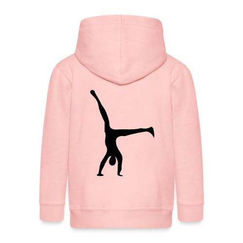 au - Kids' Premium Hooded Jacket