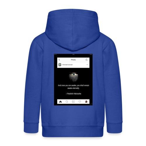 81F94047 B66E 4D6C 81E0 34B662128780 - Kids' Premium Hooded Jacket