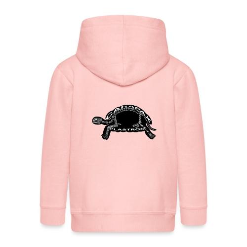 Schildkröte - Kinderen Premium jas met capuchon