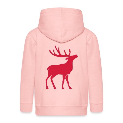 Caribou 2 - Veste à capuche Premium Enfant