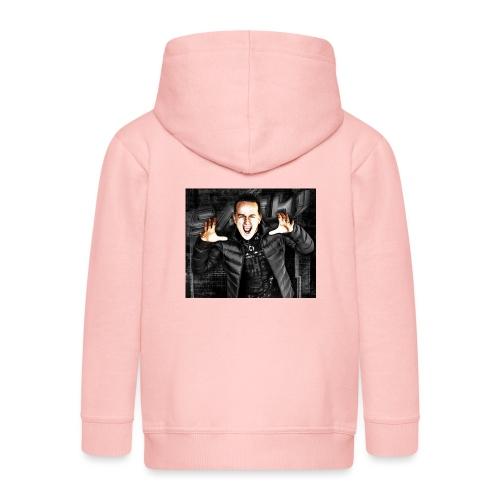 SASH! ***Scream Loud*** - Kids' Premium Hooded Jacket