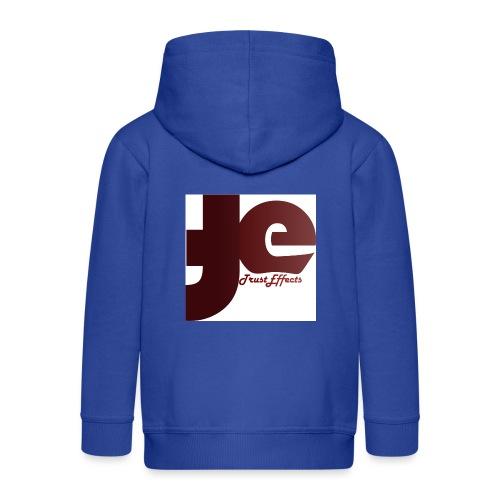 company logo - Kids' Premium Zip Hoodie