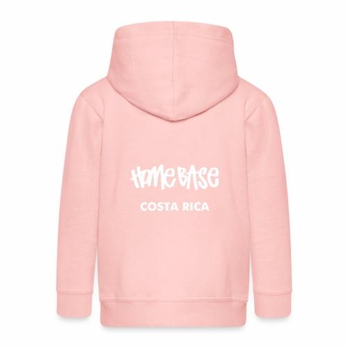 WORLDCUP Costa Rica - Kinder Premium Kapuzenjacke