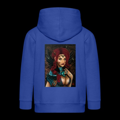 Nymph - Kids' Premium Hooded Jacket