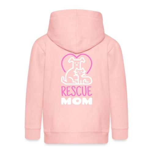 Rescue Mom - Lasten premium hupparitakki