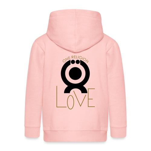 O.ne R.eligion Love - Veste à capuche Premium Enfant