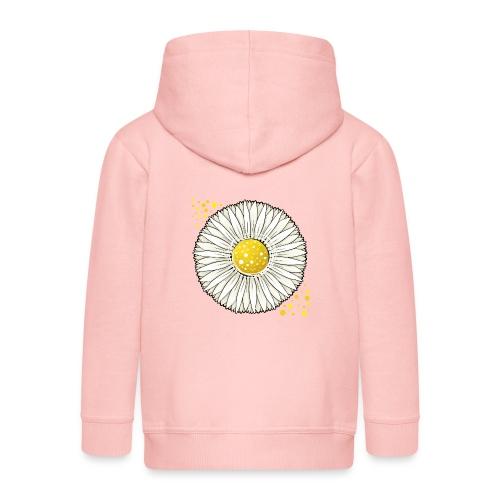 Gänseblümchen - Kinder Premium Kapuzenjacke