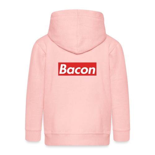 Bacon - Premium-Luvjacka barn