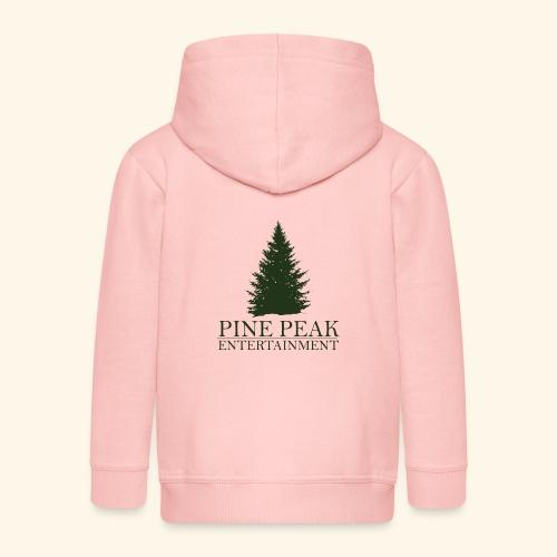 Pine Peak Entertainment - Kinderen Premium jas met capuchon