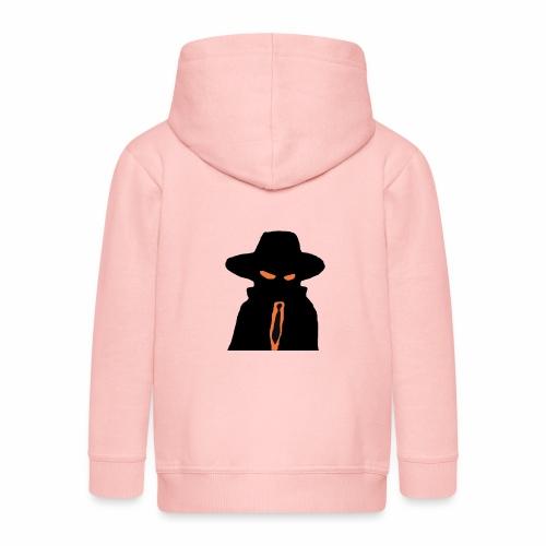 Brewski Herr Hemlig ™ - Kids' Premium Zip Hoodie