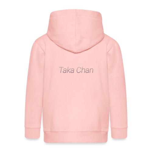 Taka chan - Felpa con zip Premium per bambini