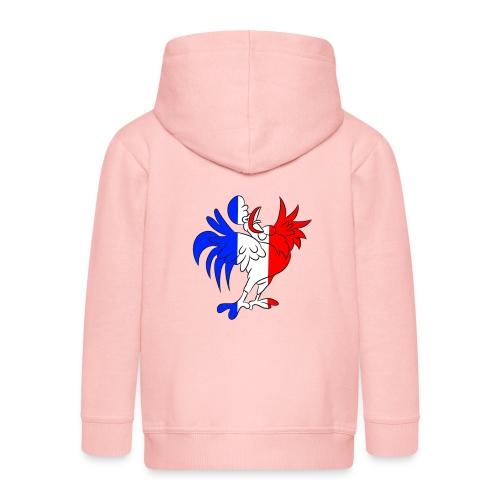 Coq France - Veste à capuche Premium Enfant