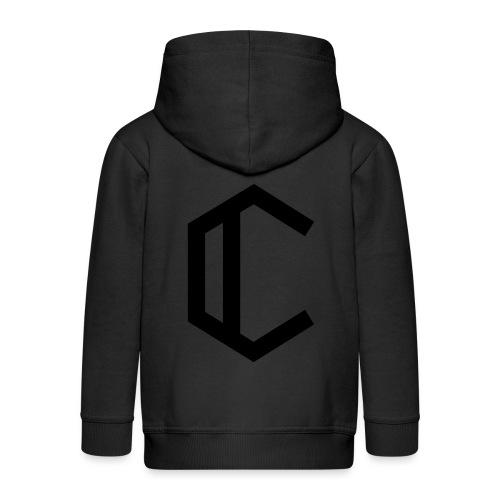 C - Kids' Premium Zip Hoodie