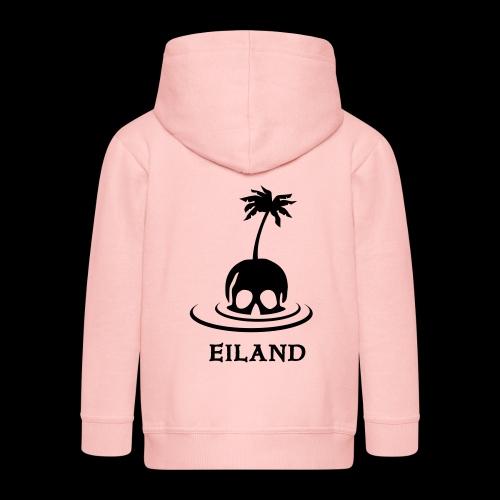 ~ Eiland ~ - Kinder Premium Kapuzenjacke