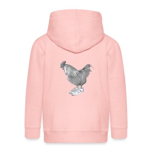 cocorico - Veste à capuche Premium Enfant