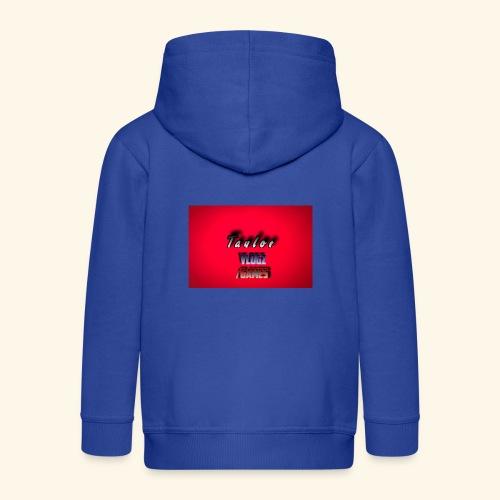 IMG 0400 - Kids' Premium Zip Hoodie