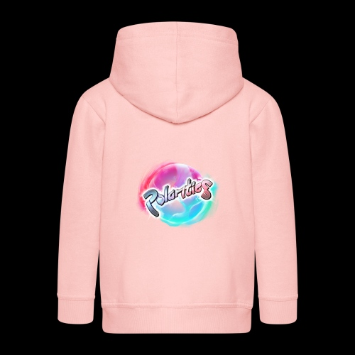 Polarities Logo - Kids' Premium Hooded Jacket