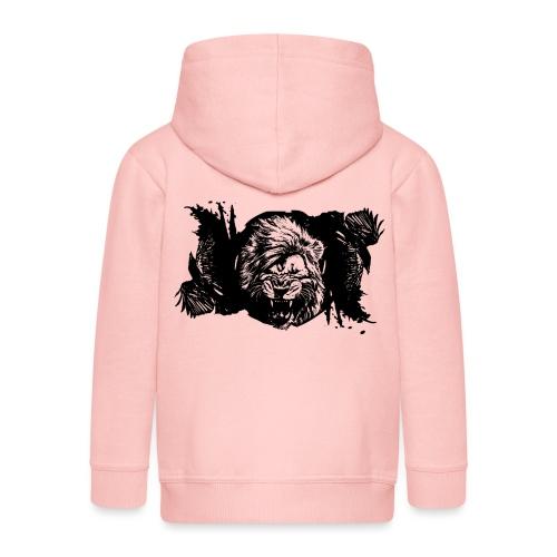 Raven & lion - Veste à capuche Premium Enfant