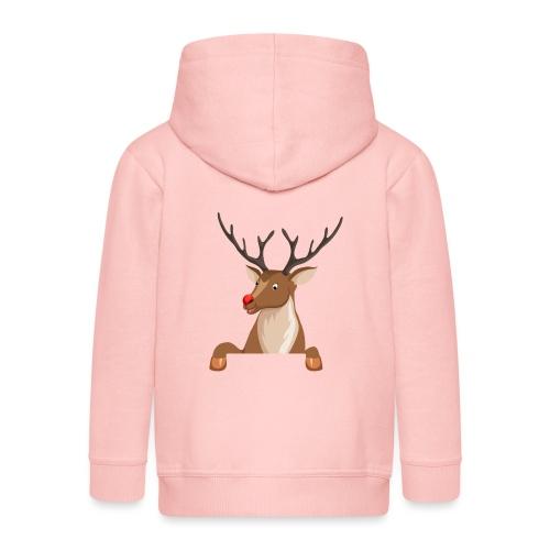 Caribou 6 - Veste à capuche Premium Enfant