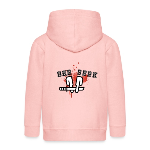 Berserk - Kids' Premium Zip Hoodie