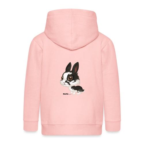 Kanin - Premium Barne-hettejakke