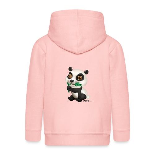 Panda - Premium Barne-hettejakke