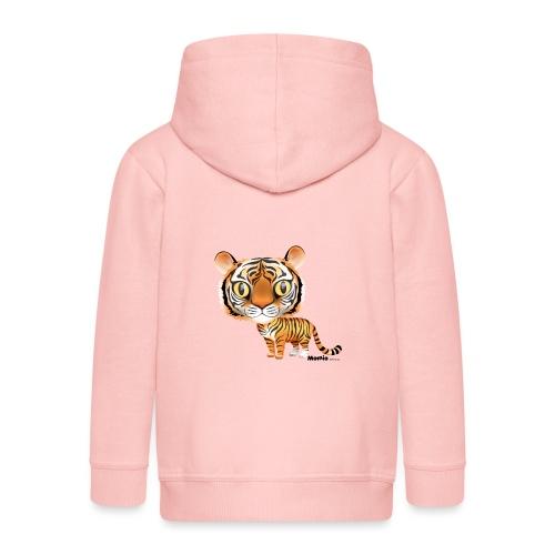 Tiger - Premium Barne-hettejakke