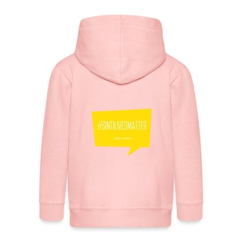 Sinti Lives Matter - Kids' Premium Hooded Jacket