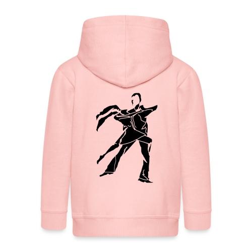 dancesilhouette - Kids' Premium Hooded Jacket