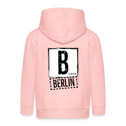 Berlin - Kids' Premium Zip Hoodie