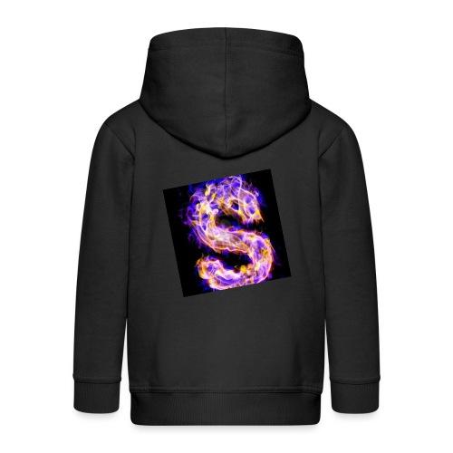 sikegameryolo77 kids hoodies - Kids' Premium Zip Hoodie