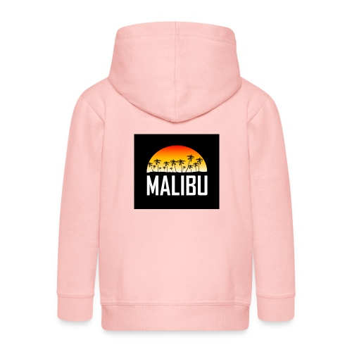 Malibu Nights - Kids' Premium Hooded Jacket