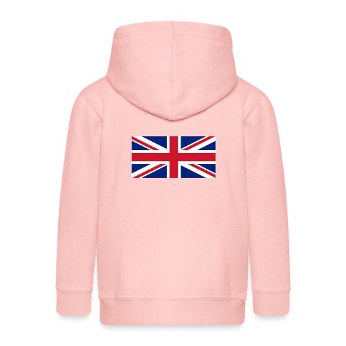 United Kingdom - Kids' Premium Hooded Jacket