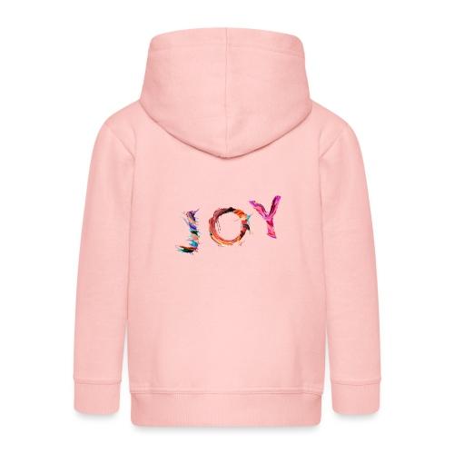 Joy 2 - Veste à capuche Premium Enfant