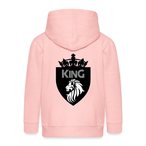 king - Veste à capuche Premium Enfant