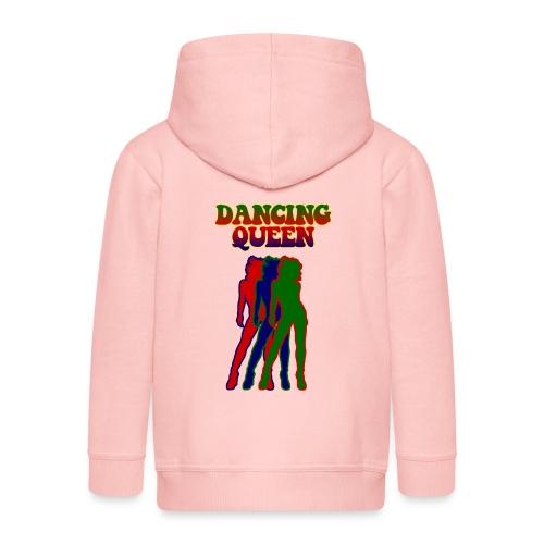 Dancing Queen - Kids' Premium Hooded Jacket