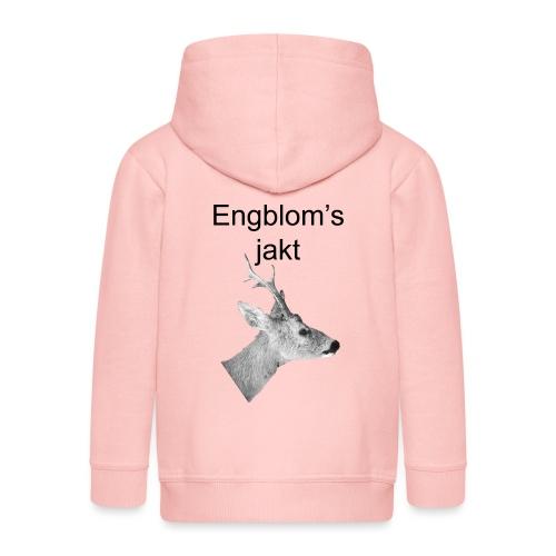 Officiell logo by Engbloms jakt - Premium-Luvjacka barn