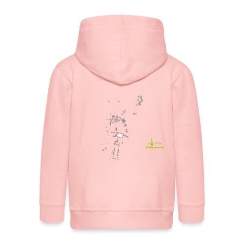 night7 - Kids' Premium Zip Hoodie