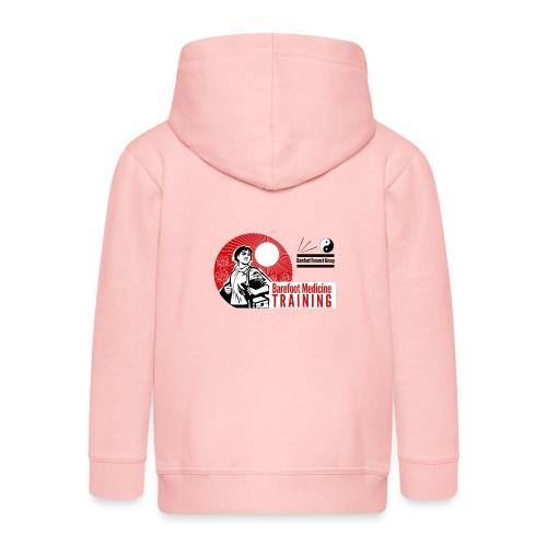Barefoot Forward Group - Barefoot Medicine - Kids' Premium Hooded Jacket