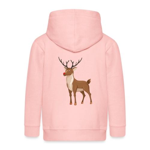 Caribou 7 - Veste à capuche Premium Enfant