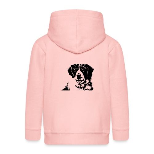Barry - St-Bernard dog - Kinder Premium Kapuzenjacke