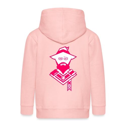 uzalu the Wizard - Kids' Premium Hooded Jacket