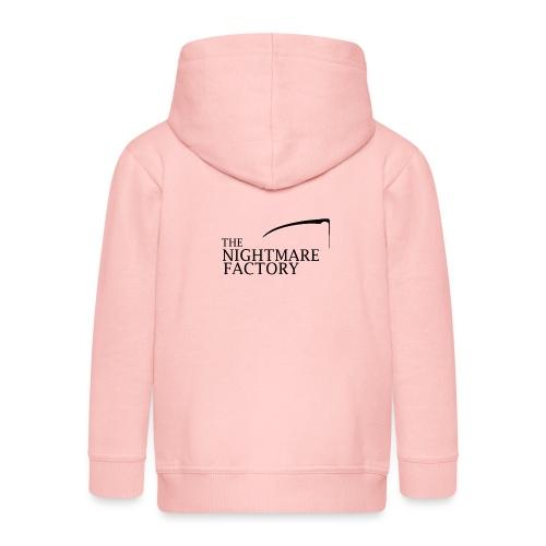 nightmare factory Nero png - Kids' Premium Hooded Jacket