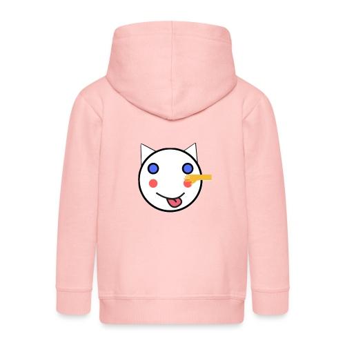 Alf Da Cat - Friend - Kids' Premium Zip Hoodie