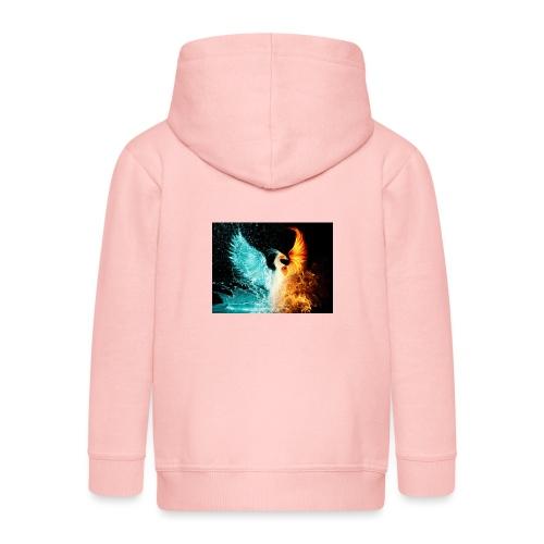 Elemental phoenix - Kids' Premium Zip Hoodie